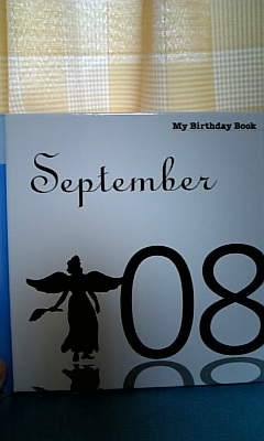 MY Birthday Book<br />  ☆